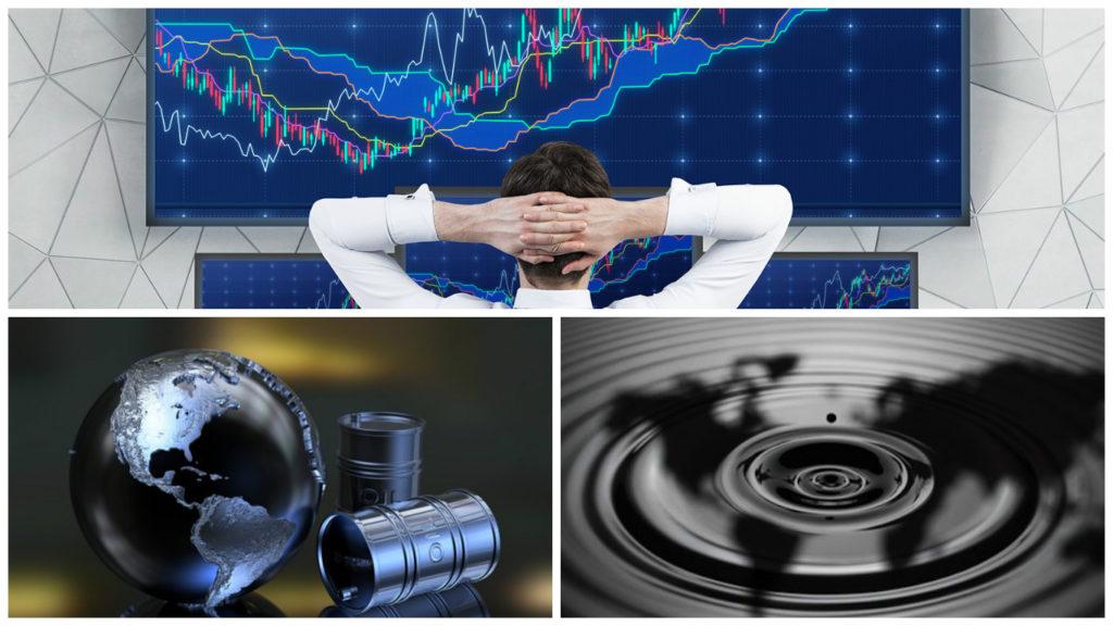 precio petróleo online